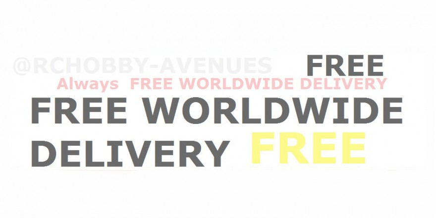 FWD (Free Worldwide Delivery)