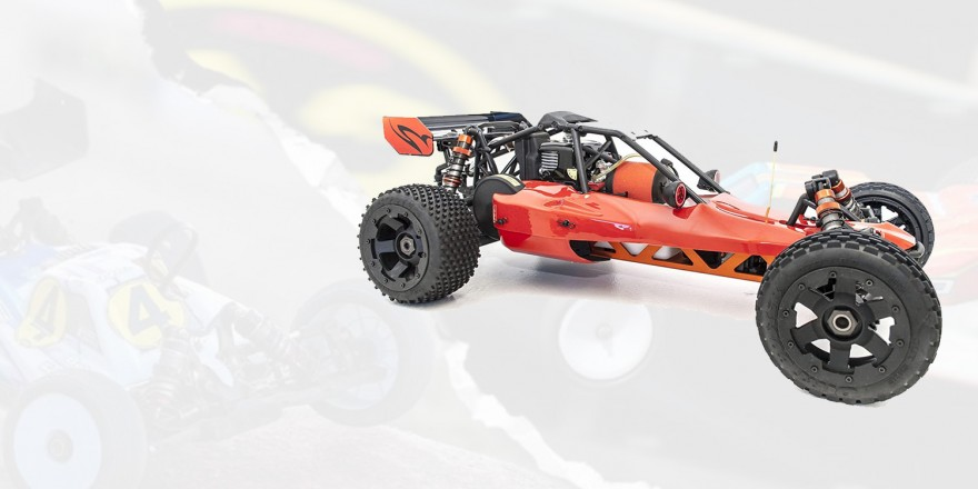 RC Car Range