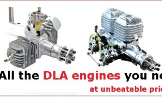 DLA Engines for RC Airplanes