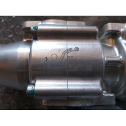 DLA 128 crankshaft and crankcase set
