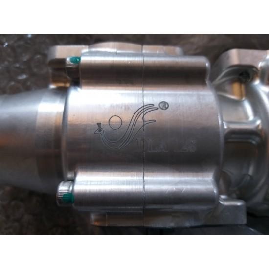 DLA 128 crankshaft and crankcase set