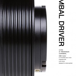 Dualsky GBD XM4005GBD with driver and slip ring New Gimbal Diver Edition