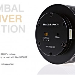 Dualsky GBD Series XM4005GBD Gimbal motor