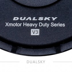 Dualsky XM4006HD-8 Xmotor Heavy Duty Multi Rotor motor (3rd generation) *NEW*