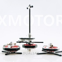 Dualsky XM2202TY-24SE Xmotor Typhoon series brushless outrunners for indoor model