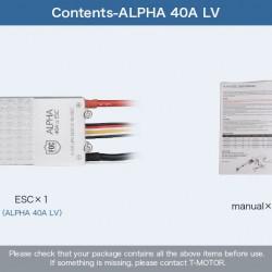 T-Motor Alpha 40A ESC