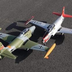 Freewing T-33 EDF Jet Shooting Star German 80mm PNP