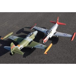 Freewing T-33 EDF Jet Shooting Star German 80mm PNP