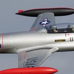 Freewing T-33 EDF Jet Shooting Star USAF 80mm PNP