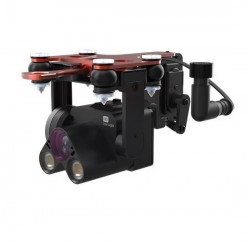 Swellpro Night Camera Spotlights and Payload Release PL4