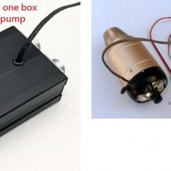 SW300B Brushless starter + Brushless pump