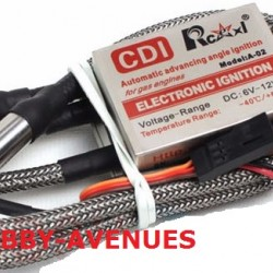 Rcexl LV Type Twin Cylinders CDI Ignition NGK-CM6-10mm 120 Degrees for V & Line Type Engines