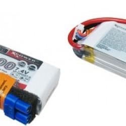 Dualsky XP12002GT-S Lipo Battery x2