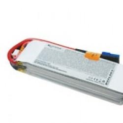 Dualsky XP17502GT-S Lipo Battery x2