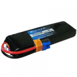 Dualsky XP32003ES Lipo Battery