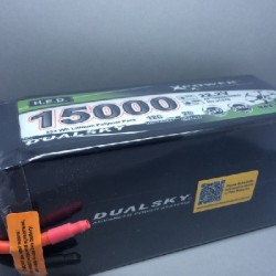 Dualsky XP1500062HED Lipo Battery