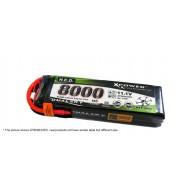 Dualsky XP80006HED Lipo Battery