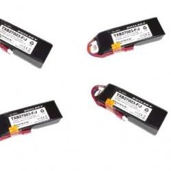 Dualsky TXB27003-F/J Battery x2
