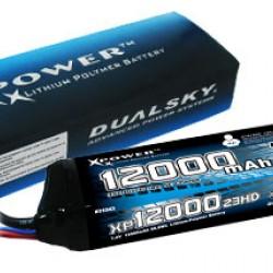 Dualsky XP1200023HD Heavy Duty Battery
