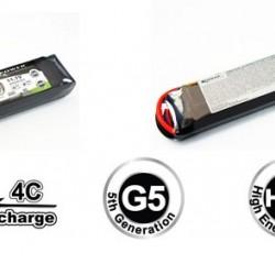 Duaksky XP62506HED Lipo Battery