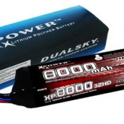 Dualsky XP800032HD Heavy Duty Battery