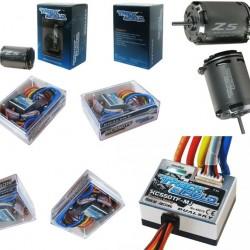 Dualsky Z5-10.5 + XC550TF-MJ Tuning Combo