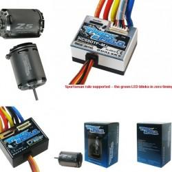 Dualsky Z5-17.5 + XC500TF-Crawler Tuning Combo