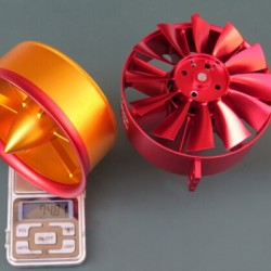 JP Hobby 105mm Full Metal Ducted Fan With Motor 4260 875KV 12S