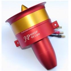 JP Hobby 90mm Full Metal Ducted Fan with Motor 4250 KV1750 (6S) 4250 KV1330(8S) 4250 KV1050(12S)