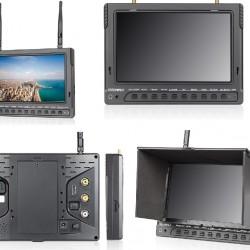 Feelworld 7'' FPV wireless DVR receiver monitor PVR732