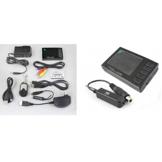 Boscam DV01+CM200 2.4G 8Ch Wireless Receiver DVR