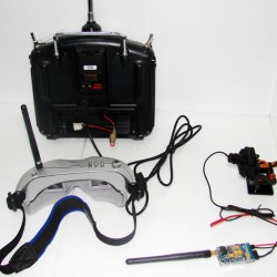Boscam FV01 FPV with Video Goggle GS922 or GS923 Kit