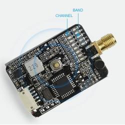 SKYRC S-WAVE's TX58200 5.8G 40Ch AV FPV Video Transmitter
