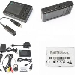 Boscam DV01S+CM205 5.8G 8ch Wireless Monitoring Kit