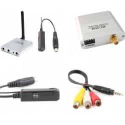 Boscam 2.4G 8ch RC302+Mini CMOS