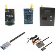 TS832+RC832 - 32Ch FPV 5.8G 600mW A/V TX/RX System