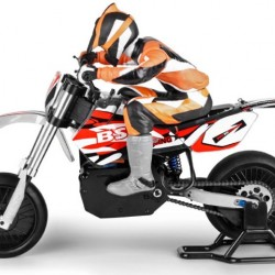 BSD 1/4 RC Electric Off-Road Racing Bike 404T or 403T with Free Worldwide Delivery