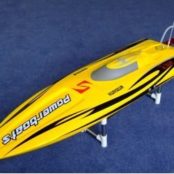 E36 RC Electric Boat Model