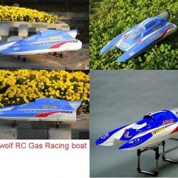 Seawolf RC Gas Racing Boat