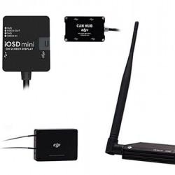 Dji iOSD mini + 2.4G Bluetooth Datalink + CAN-Hub
