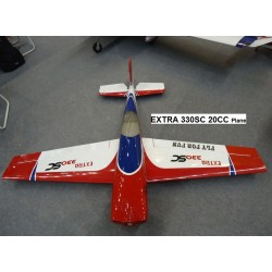 EXTRA 330SC 20CC version 65'' RC Plane Model
