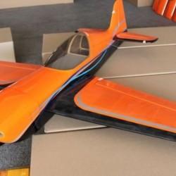Sbach-342 20CC version 65'' Plane Kit ARTF