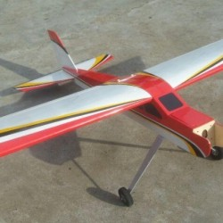 Trainer 20CC RC Plane Model ARTF