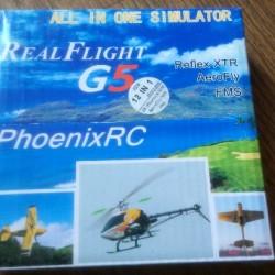 Phoenix 12in1 USB Real Flight Simulator G-5