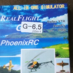 Phoenix 20in1 USB Real Flight Simulator G-6.5