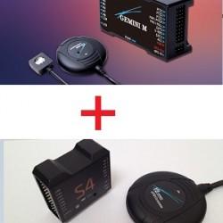 ZeroTech GEMINI-MS4 Dual Redundancy Autopilot System