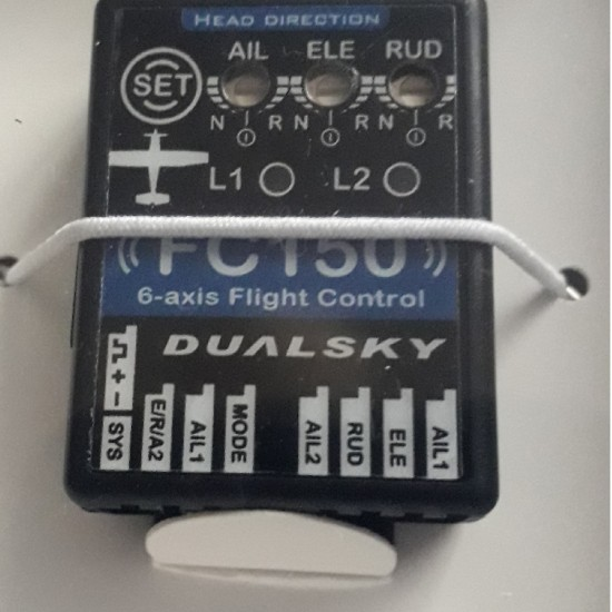 Dualsky FC150 6-Axis Flight Controller