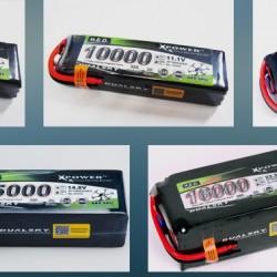 Dualsky XP160006HEDS Battery for UAV