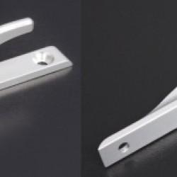 Aluminium boat retrieve hook length=80mm
