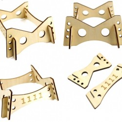 Small Boat Bracket for 200-400mm Boats